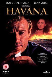 (1990) ~ Robert Redford, Lena Olin, Alan Arkin. Director: Sydney Pollack. IMDB: 5.8 ___________________________ http://en.wikipedia.org/wiki/Havana_(film) ___________________________ http://www.rottentomatoes.com/m/havana/ ___________________________ http://www.tcm.com/tcmdb/title/19348/Havana/ ___________________________
