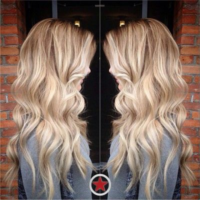 Beautiful Blonde by Jenna at Plan B Kelowna Hair Salon