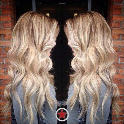 Beautiful Blonde by Jenna at Plan B Kelowna Hair Salon