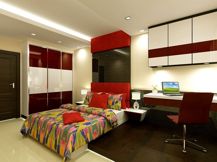 Modern design with sleek characteristics