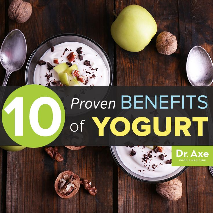 Yogurt Health Benefits Proven http://www.draxe.com #health #holistic #natural