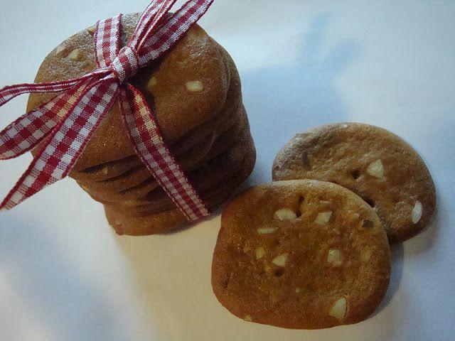Brunkager, som min mor laver dem Himmelske kager: