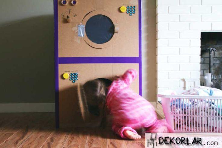 Evde Çocuklarınız İçin Yapabileceğiniz Oyuncaklar | Dekorlar.com