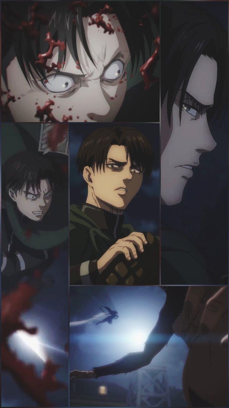 Hajime isayama, kodansha/''attack on titan'' production committee attack on titan has taken the anime world by storm. Levi Ackerman ️ wallpaper attack on titan season 4 episode ...