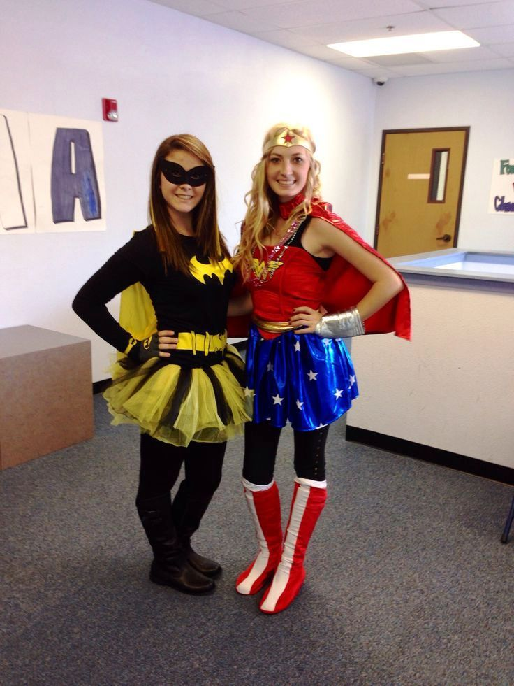 20 best friend halloween costumes that are totally adorable - Funny Character Halloween Costumes