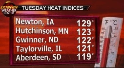 It's Not the Heat, It's the Stupidity: Limbaugh Calls Heat Index a Liberal Government Conspiracy