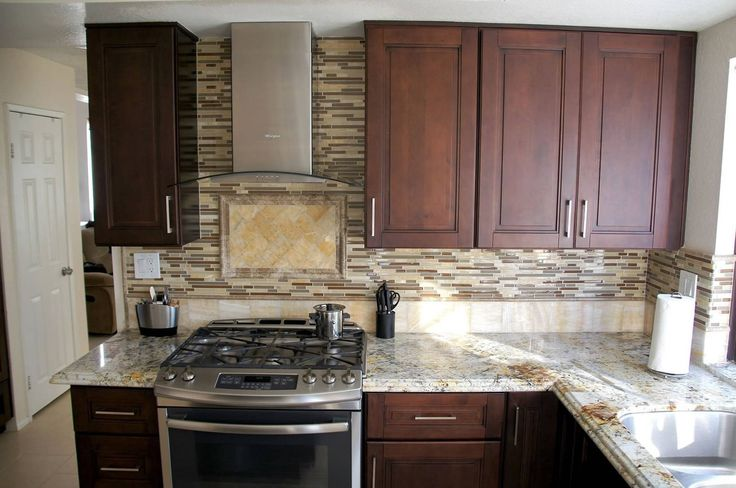 18 Best Images About Granite Colors For Oak Cabinets On