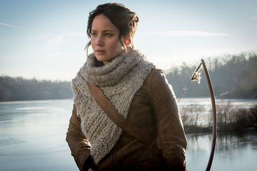 Jennifer Lawrence The Hunger Games Catching Fire Katniss Everdeen