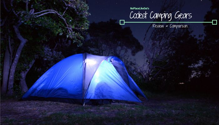 2 Shares 31 Cool Camping Gears That Will Amaze You