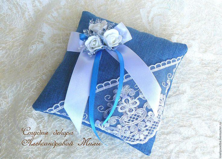 Купить или заказать Свадебный набор 'Джинсовая свадьба' в интернет-магазине на Ярмарке Мастеров. Джинсовая свадьба станет…