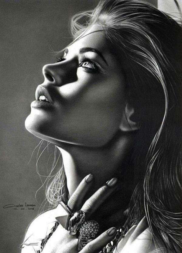Visage Femme Noir Et Blanc : visage, femme, blanc, Liebe, Dieses, Wirklich!, #blackandwhitephotographywomencurves, #tattoos, FotoGrapia, Photo, Visage,, Photographie, Portraits,, Portrait, Inspiration