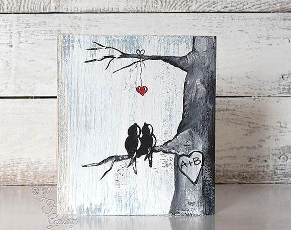 Wedding Gift Paintings: 25+ Best 5th Anniversary Ideas On Pinterest