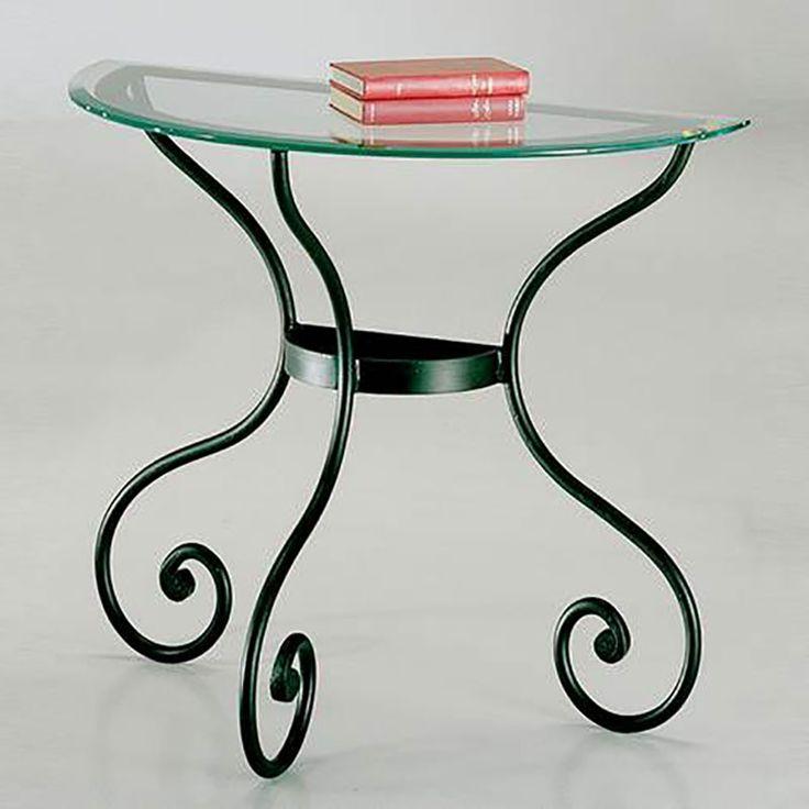 1000 id es sur le th me console fer forg sur pinterest console am pm et la redoute. Black Bedroom Furniture Sets. Home Design Ideas