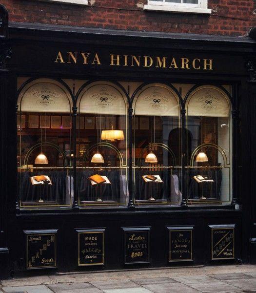 Anya Hindmarch: Pont Street Boutique   Prop Studios