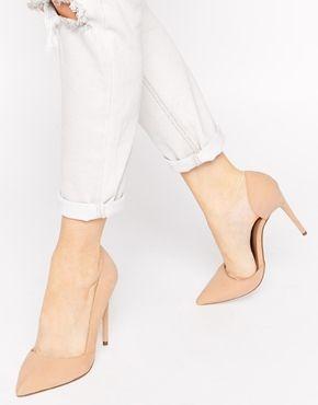 Enlarge ASOS PALMA Pointed High Heels