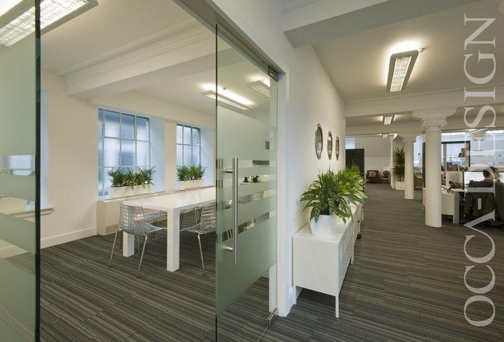 Digital marketing offices office interior design glasgow for Interior design glasgow