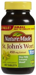 St. John's Wort is an herb with notable anti-depressant and mood lifting properties. This plant is known by its scientific name Hypericum perforatum and is