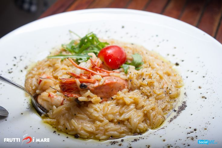You choose shrimp – we do the rest! At Frutti di Mare, cooking seafood is what we know best!