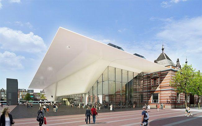 Dutch Modern Art Museum