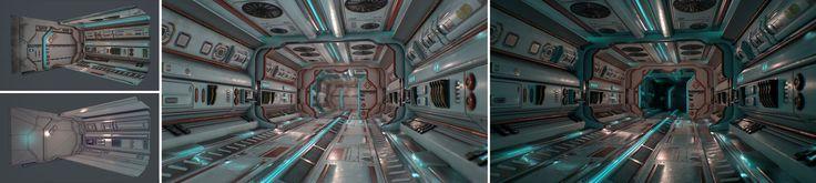 Dukata Spaceship by Amnoon