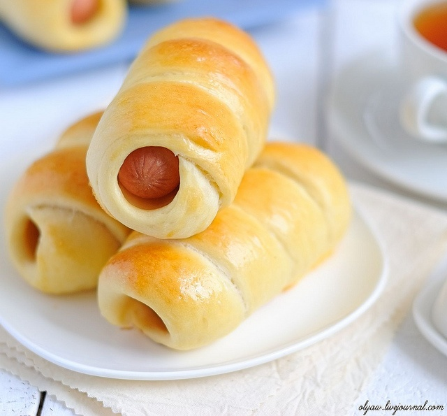 Pigs in a Blanket! | hotdogs and sausages | Pinterest
