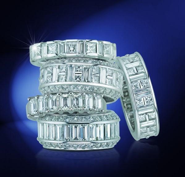 Anniversary – Eternity – Bands - Diamonds