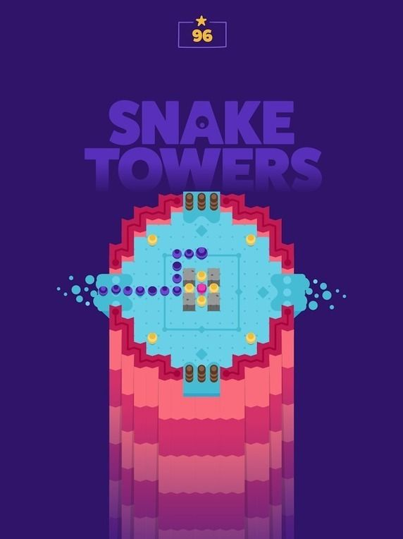 Snake Towers v1.0.18 (Mod Apk Money)- Android game - AMG