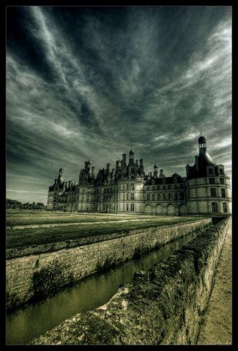 haunted mansions