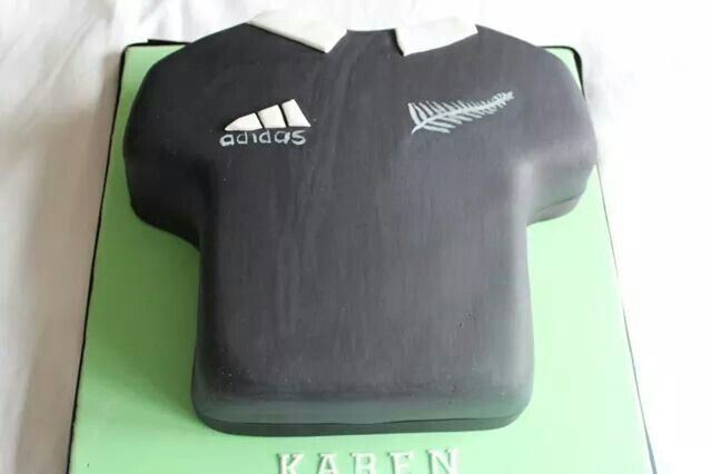 All blacks Rugby top