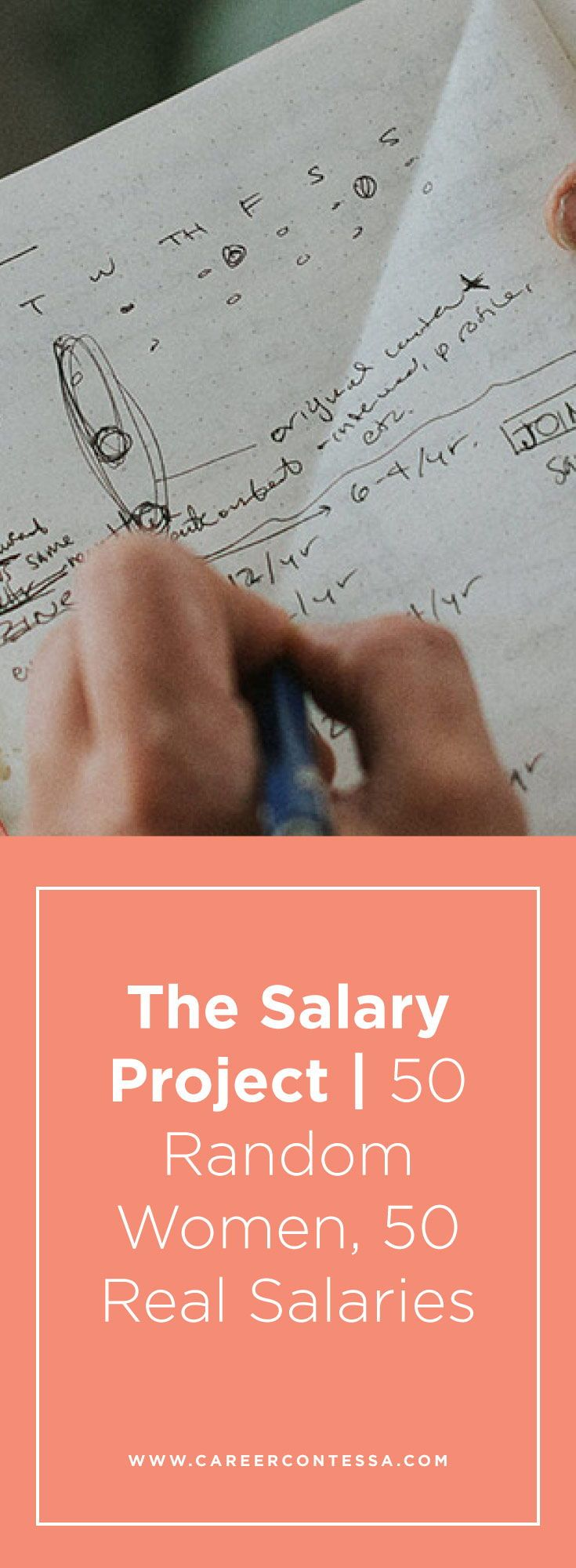 The Salary Project 846 best WORKING YOUR