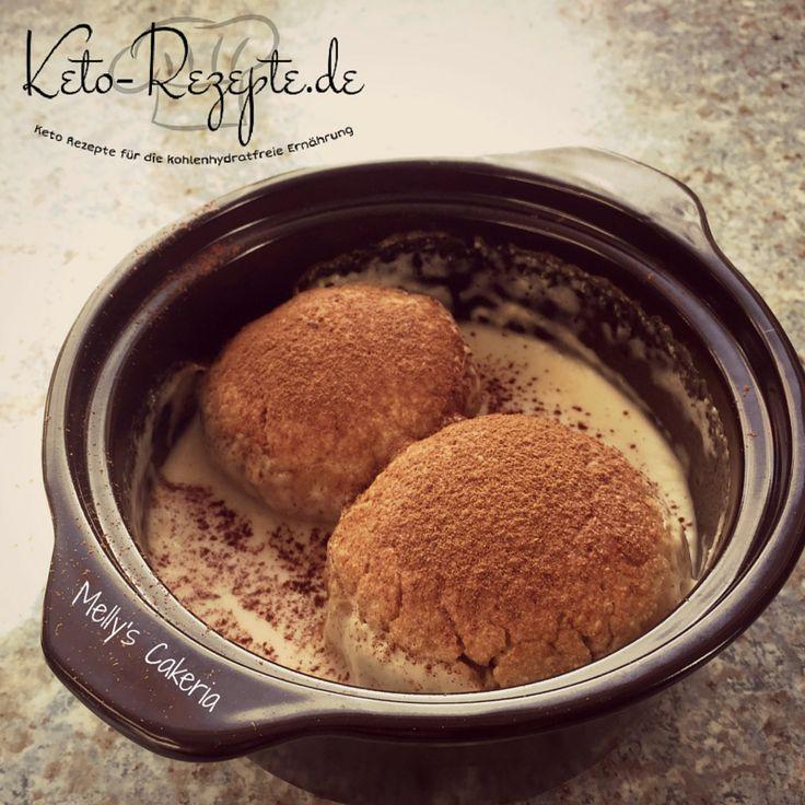 Keto-Dampfnudeln, Germknödel, Hefeknödel - frei von Zucker und Stärke! Völlig unbeschwert genießen! Das beste Rezept findest du jetzt auf Keto-Rezepte.de!