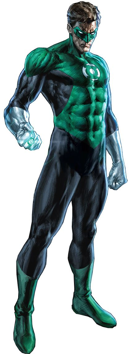 "New lead for our Green Lantern - Hal Jordan - DC Comics entry at http://www.writeups.org/fiche.php?id=4919 . Cry for Justice was IMO awful, but the art was remarkable and the article is an ""iconic"" entry anyway."