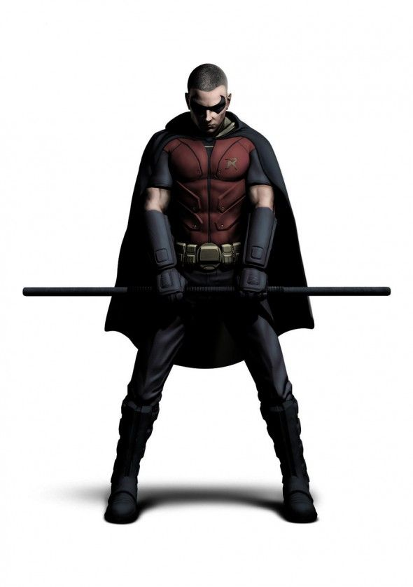 Robin- Arkham City