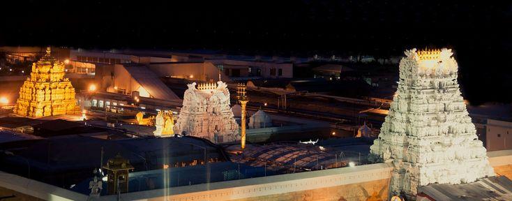 Sri vari Sannidhi- Tirumala - Tirumala Venkateswara Temple