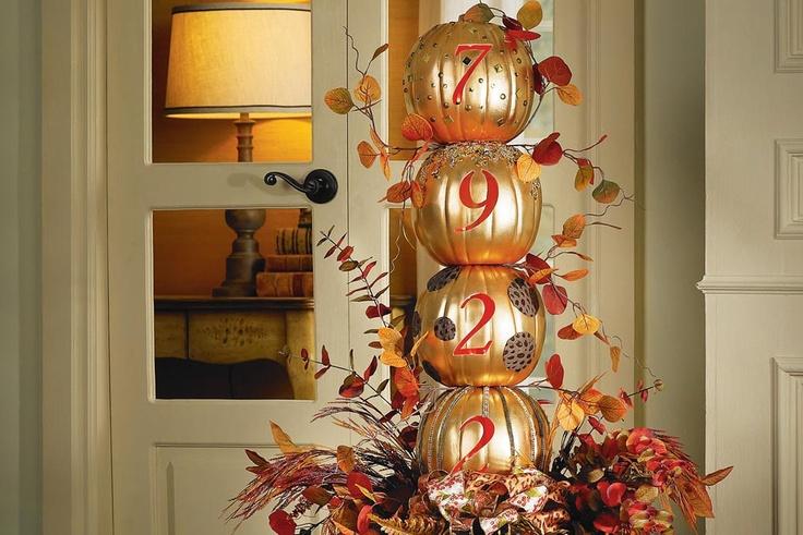 Home Decor fallhalloween halloween Pinterest