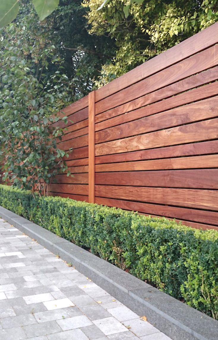 Beautiful Modern Fence Design Ideas Backyard Fences Modern Garden Backyard