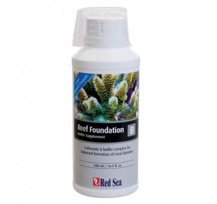 Red Sea Reef Foundation Supplement - B (Alk) - 500 ml