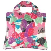 Omnisax Eco Bag - Garden Party the perfect helper. This handy bag rolls up and pops out when needed.