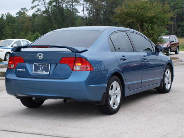 2007 HONDA CIVIC EX SEDAN 4 CYL. VTEC