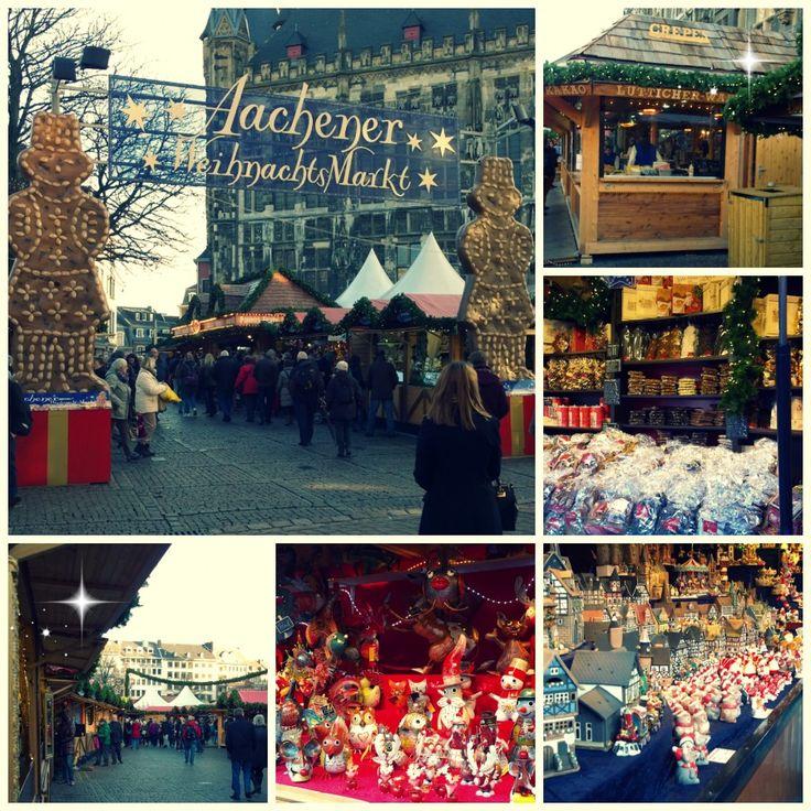 Kerstmarkt Aken Duitsland | Weihnachtsmarkt Aachen + shoplog