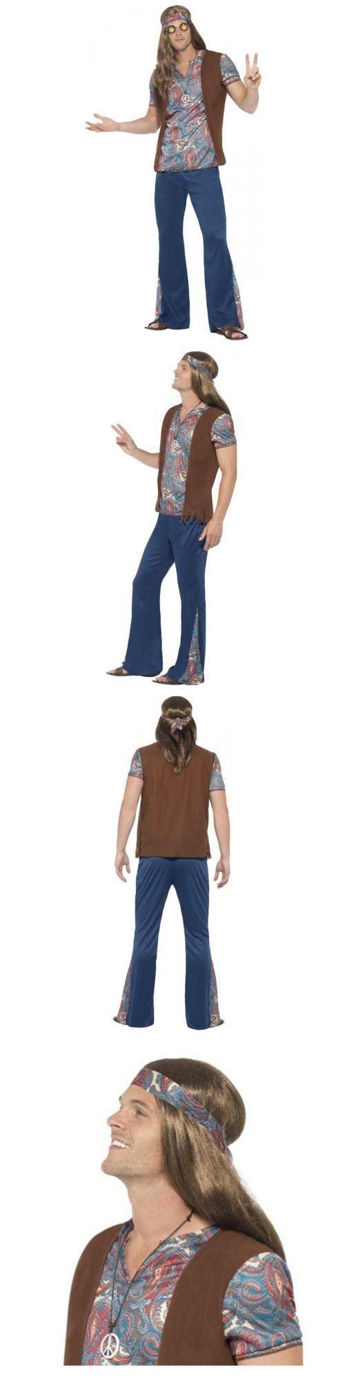 Men Costumes: Orion The Hippie Costume Halloween Fancy Dress -> BUY IT NOW ONLY: $32.59 on eBay!