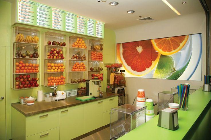 jamba juice store layout - Google Search