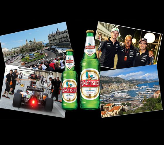 Win trip to monaco grand prix