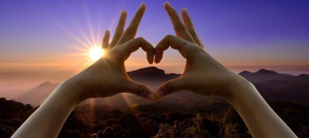 A szeretet erejével magadhoz vonzhatod vágyaid, a szeretetnek nem állhatja útját semmi!