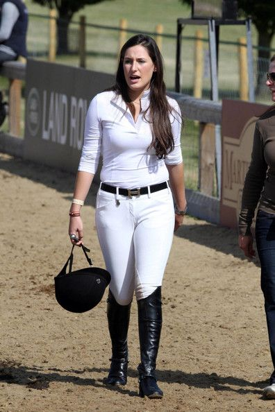 Olympic Equestrian Eventing Tickets: Jessica Springsteen ...