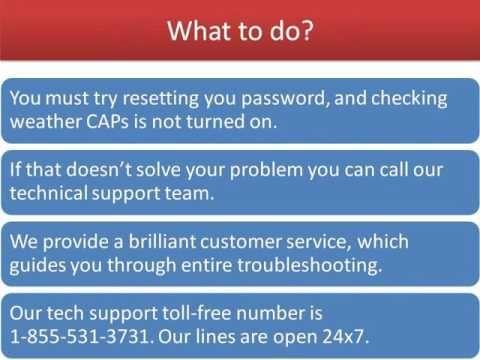 Hotmail Login Problem Help   1-855-531-3731