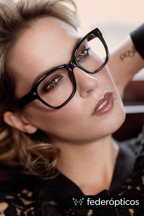 Gafa de pasta negra #Dsquared #federopticos #glasses #tendencias #moda
