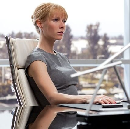 I just want to be Pepper Potts :)