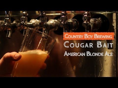 Cougar Bait by Country Boy Brewing