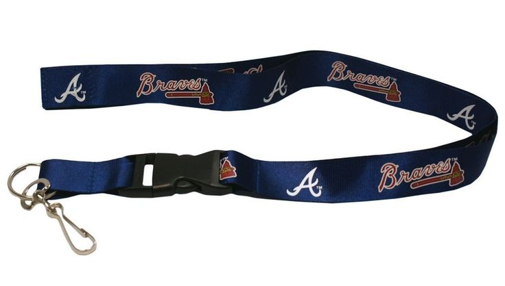 Atlanta Braves MLB Baseball Breakaway Lanyard